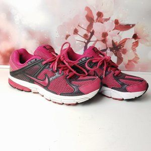Nike Zoom Structure 14 Pink Running Shoes Size 8.5